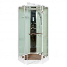 Закрытая душевая кабина меняющая прозрачность Deto Z900 Vogue