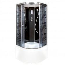 Закрытая душевая кабина Deto BM4510 с электрикой