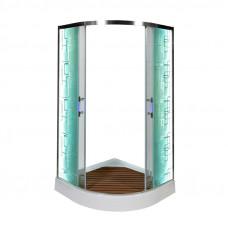 Душевой уголок Deto C01 LED